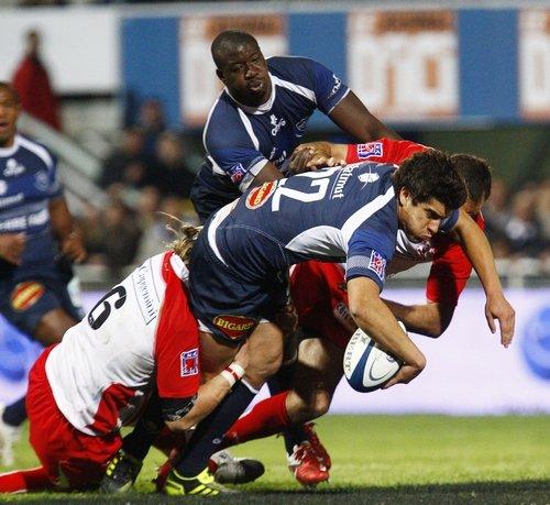 Castres Olypimque-Biarritz Olympique . Vendredi 22 Avril 2011