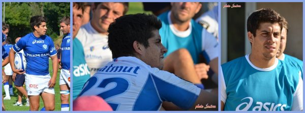 Match amical : Castres Olympique - Glasgow Warriors