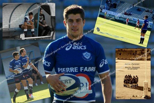 Journée 5 : Castres Olympique / Biarrit Olympique