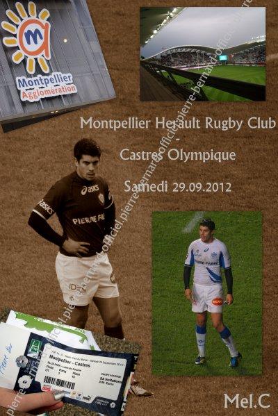 Journée 7 : Montpellier HRC / Castres Olympique