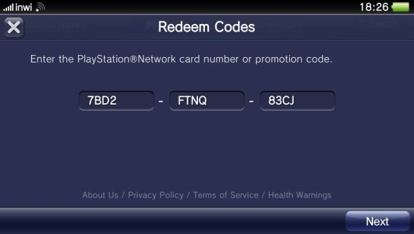 PSN gratuite Codes - Les Instructions