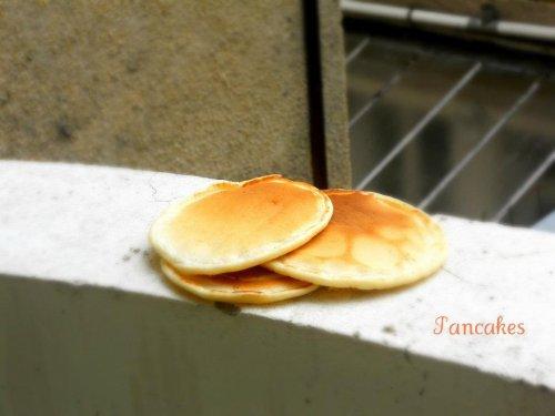 Première recette : les pancakes