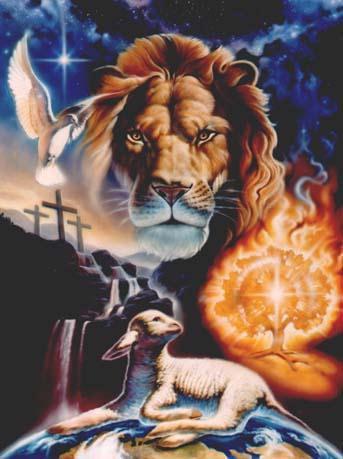 le lion de la trebut de juda