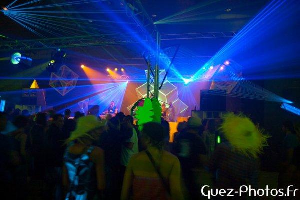 Trans at party avec les EKS 02/07/2011