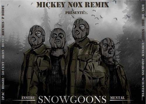 Remix Snowgoons en exclusivité sur mon blog en ce moment ! Passe écouter et lache tes com la famille !