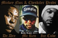 Mickey Nox & Cheskiler Prods / Ice Cube Feat Mc Ren & Dr Dre - Hello Remix 2011 (2011)