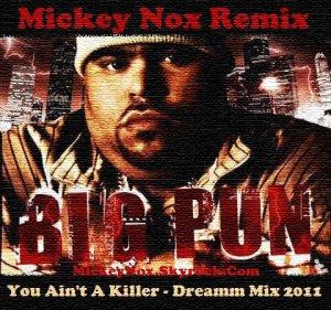Mickey Nox Presente Mixtape's Underground Vol°01 / Big Pun - You Ain't A Killer / Dreammm Mix 2011 (2011)