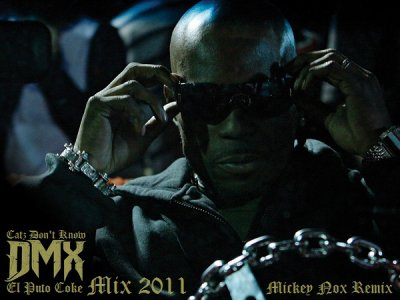 Mickey Nox Presente El Puto Coke Vol°1 / DMX - Catz Dont Know (Remix By MickeyNox) (2011)