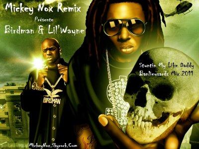 The Best Of Mixtape Vol°1 / Birdman Feat Lil Wayne - Stuntin Like My Daddy / Banlieusards (Remix By MickeyNox) (2011)