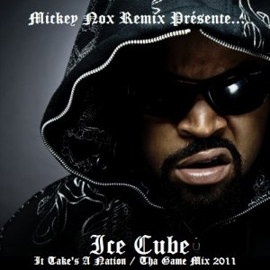 The Best Of Mixtape Vol°1 / Ice Cube - It Takes A Nation / Tha Game (Remix By MickeyNox) (2011)