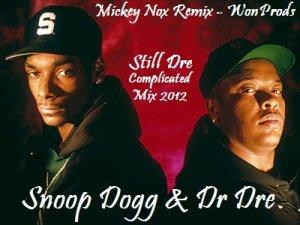 MickeyNox Presente WonProds / DR DRE Feat SNOOP DOGG - Still Dre (WonProds / Remix By MickeyNox) (2012)