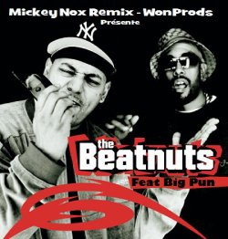 MickeyNox Presente WonProds / THE BEATNUTS Feat BIG PUN - Off The Books (WonProds / Remix By MickeyNox) (2012)
