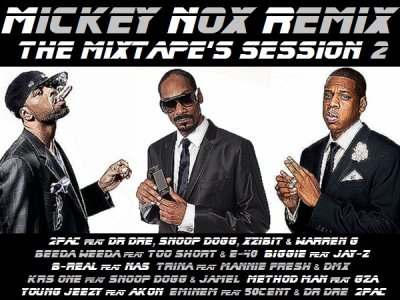 "Mickey Nox Presente ""The Mixtape's Session 2"" / 2PAC - Intro (Remix by MickeyNox) (2011)"