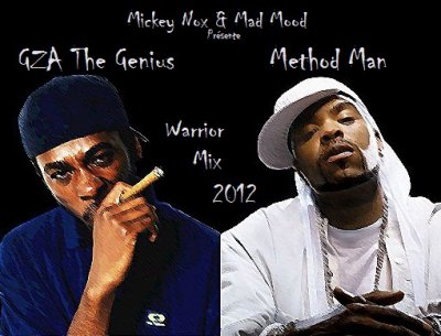 "Mickey Nox Presente ""The Mixtape's Session 2"" / METHOD MAN Feat RZA - Warrior (Instrumental Mad Mood / Remix by MickeyNox) (2012)"