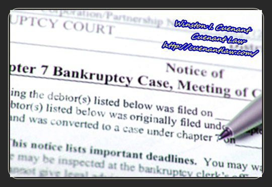 Re-build your Life with Bankruptcy Attorney