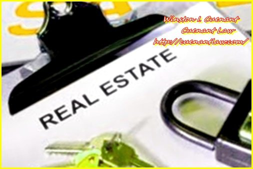 The Complexity of Real Estate Matters