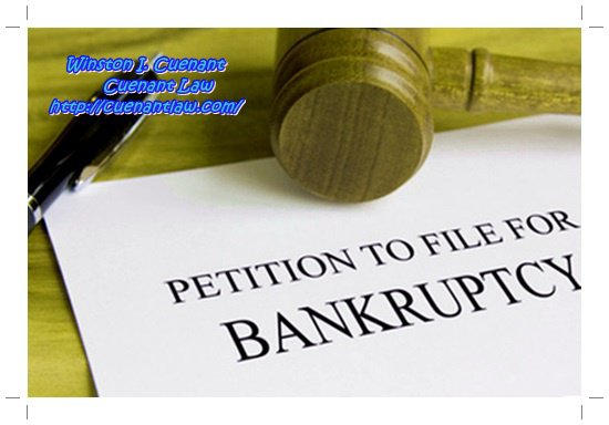 Petition For Bankruptcy On The Way?