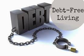 Live debt free!!!.