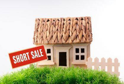 A short sale is a sale of real estate