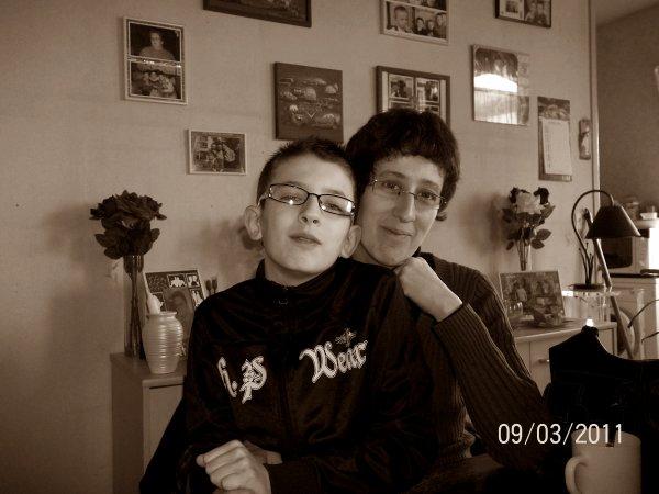Mon fils & Mwa