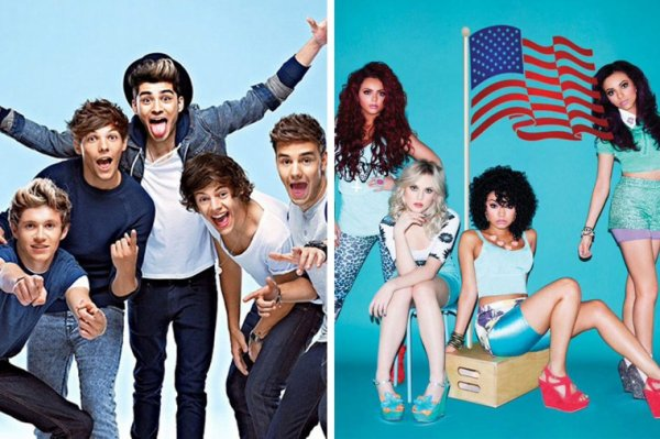 One. Direction VS little mix