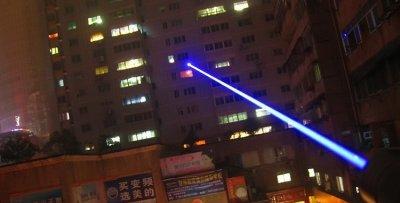 高出力ブルーレーザーポインター 5in1超力レーザーポインター