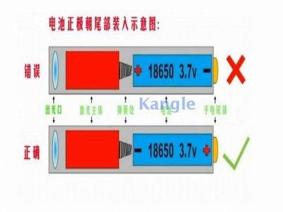 高出力レーザーポインター 上品なシルバー ペン型