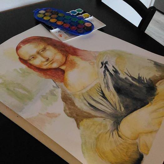 Mona Lisa / Joconde