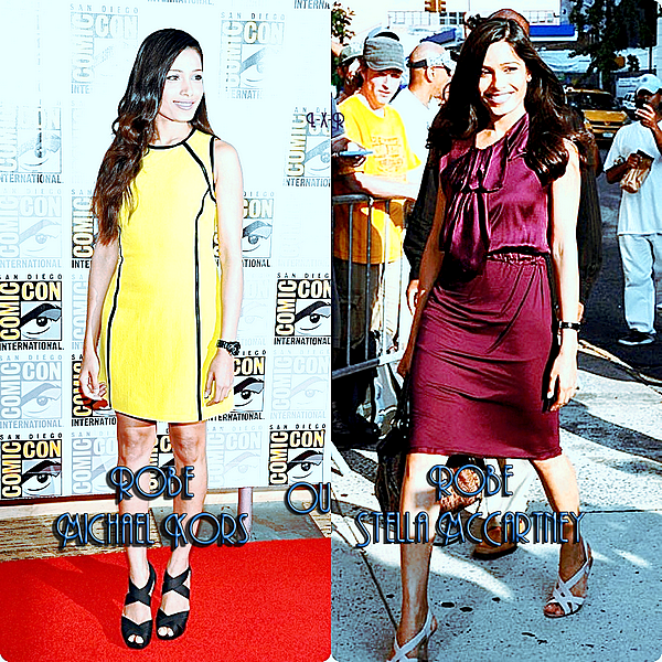 Parmis ces robes portées par Freida Pinto laquelle préférez vous ?