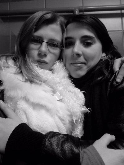 Fannynou et Moa !!!!