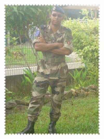 ludo en mode militaire