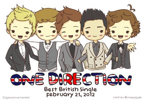 One Direction Dessiner♥