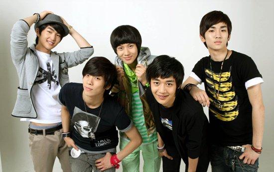 SHINee 2008