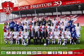 poster stade Brestois 29