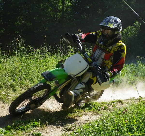 Session au terrain en bas ( 25/05/11 )