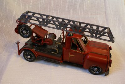 COLLECTION VEHICULES TOLE