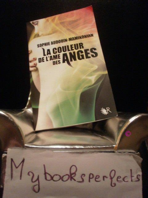 La Couleur de l'Ames des Anges - Sophie Audouin-Mamikonian