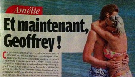 Amélie et Geoffrey de Secret Story sont en couple ! La preuve en image