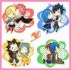 Mes couples préférées de Fairy Tail