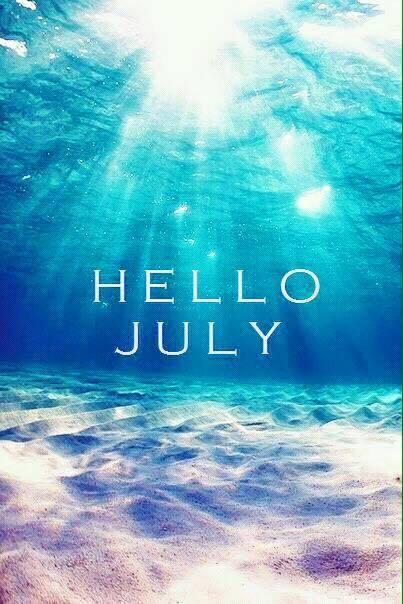 Bon mois de juillet A TOUS