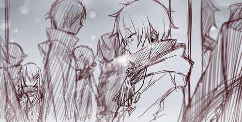 ► •◘• Personnages de Tenshi Yume •◘• ◄