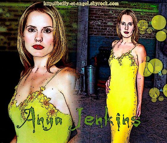 Emma Chukker alias Emma Caulfield est une actrice née à San Diego, Californie, le 8 avril 1973.