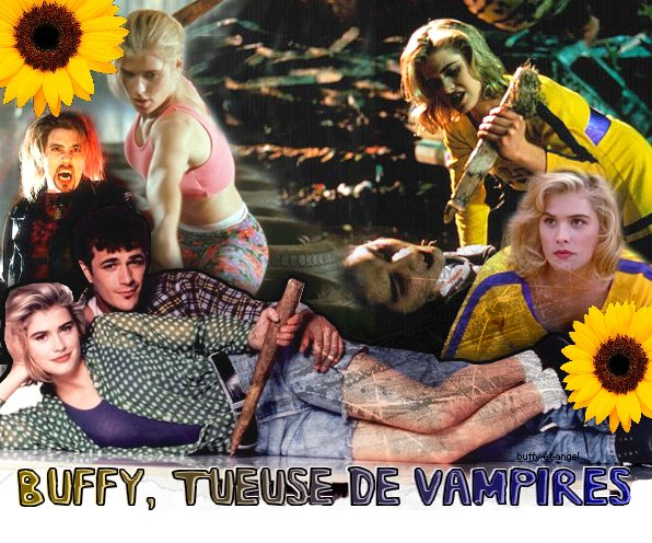 Buffy, tueuse de vampires .  Le Film .