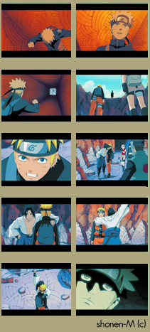 Ҩ Article ; o1 «Story of Naruto»