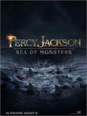 Pecy Jackson, La Mer des Monstres