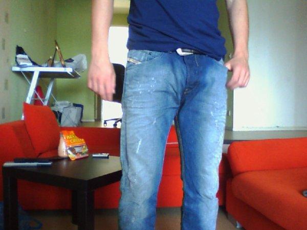 Mon jean's diesel