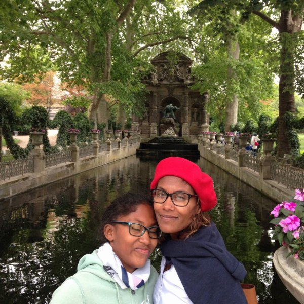Jardin du luxembourg a Paris