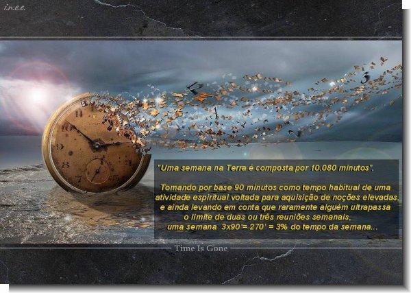 """""""A matemática do Tempo"""""""