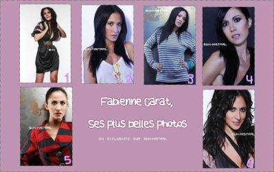 Les Plus Belles Photos De Fabienne Carat!