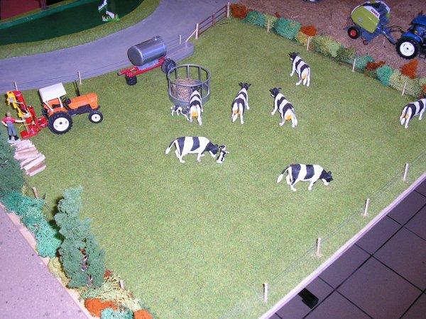 Exposition exoudun 2012 Ma maquette.